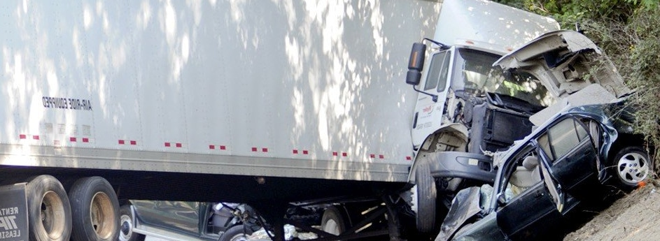 Call us now if you were injured in a tractor-trailer collision