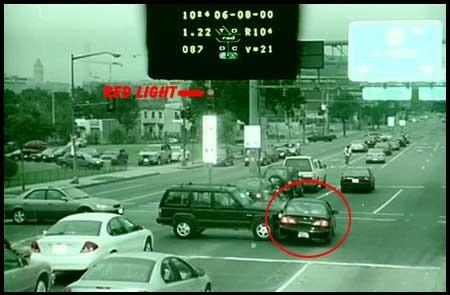 Car Accident Suv Crash At Red Light Schwartz Amp Schwartz