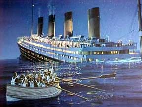 Titanic centennial lawyers lawsuits and lifeboats for How many floors did the titanic have