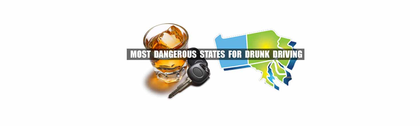 Dangerous States For Drunk Driving - Schwartz & Schwartz ...