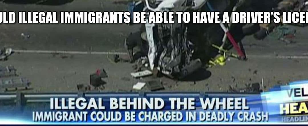 Should Illegal Immigrants in Delaware be able to have a Driver's License?