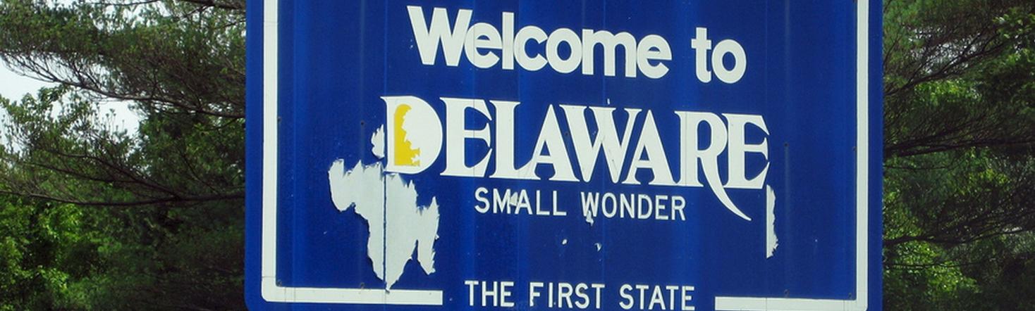 Car Hire La To Delaware