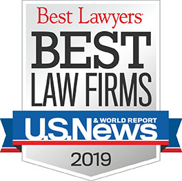 Best Law Firms 2019 Badge